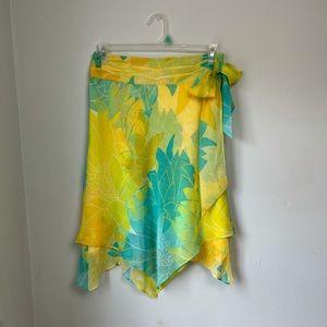 Banana Republic Summery Skirt. Size 6